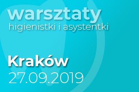 Warsztaty dla higienistek - Kraków