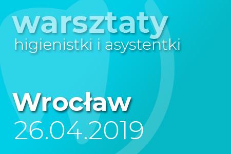 Warsztaty dla higienistek - Wrocław